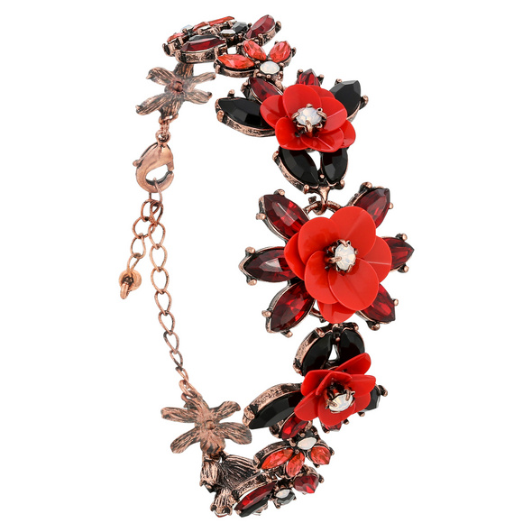 Armband - Flower Love