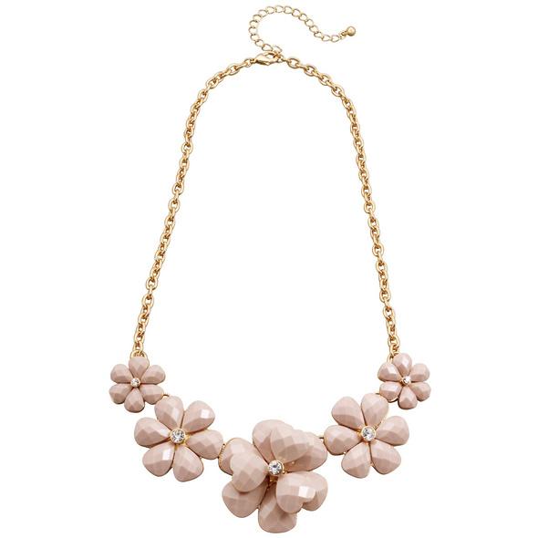 Kette - Pastel Flower