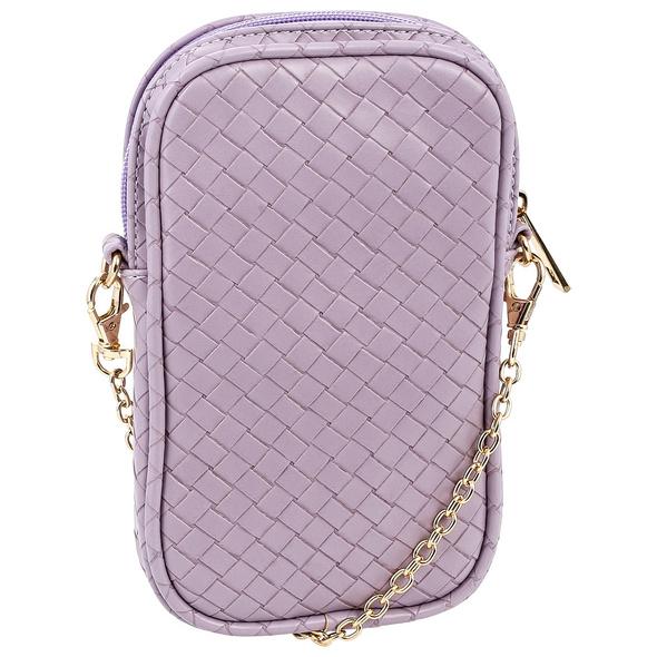 Handy Tasche - Happy Lilac