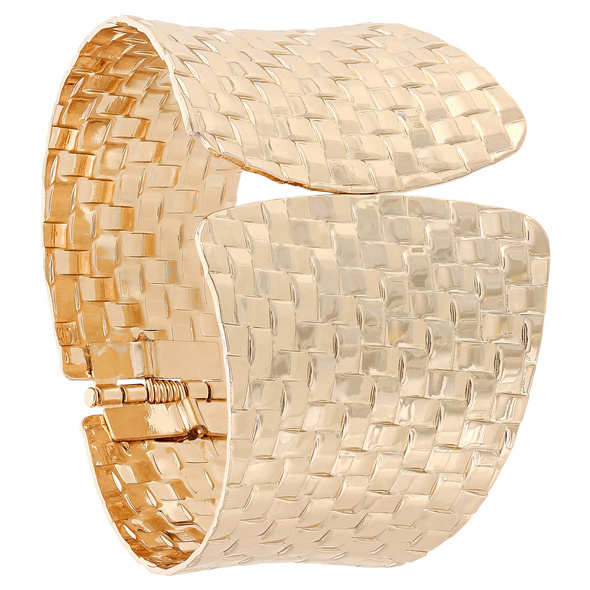 Armreif - Gold Hinge