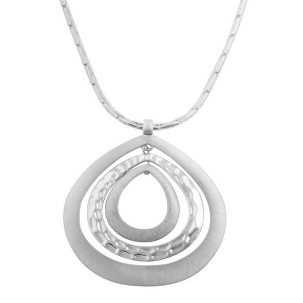 Kette - Three Silver Drops