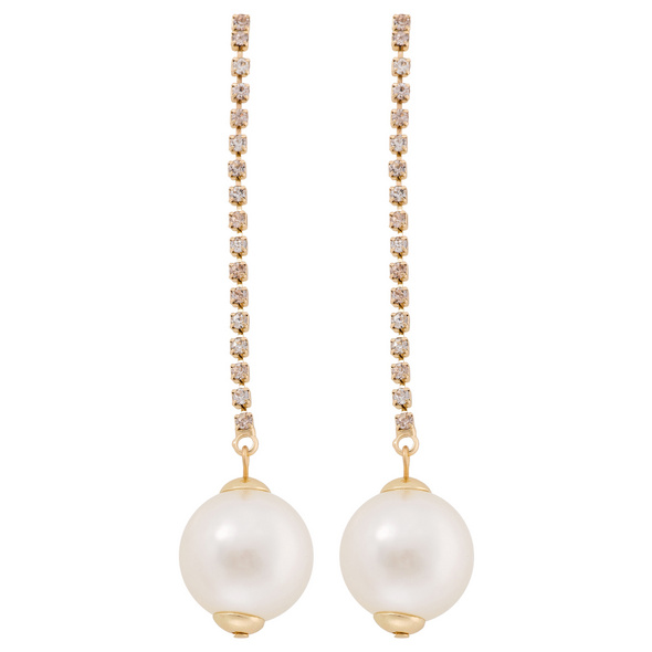 Ohrstecker - Brilliant Pearls