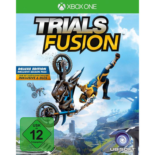 Ubisoft Trials Fusion Deluxe Edition