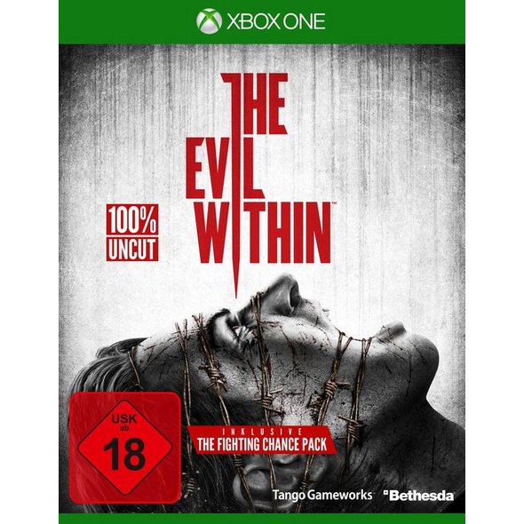 Bethesda The Evil Within (100% UNCUT)