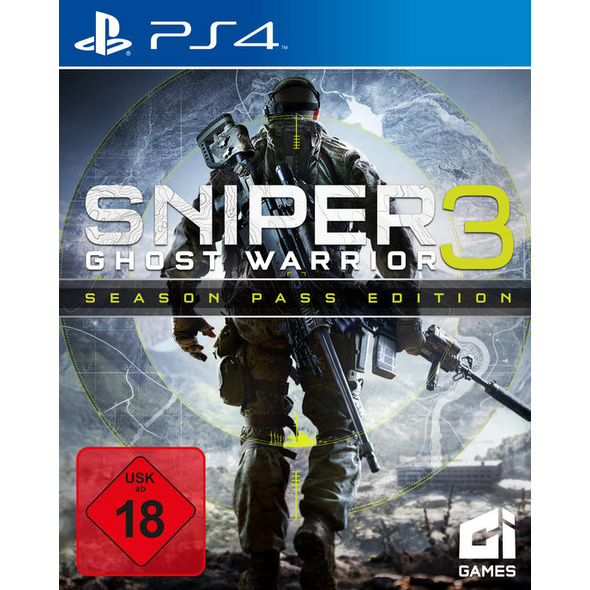 Sniper Ghost Warrior 3 - Season-Pass Edition