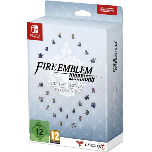 Fire Emblem Warriors Limited Edition