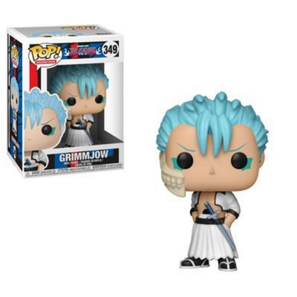 Bleach - POP!-Vinyl Figur Grimmjow