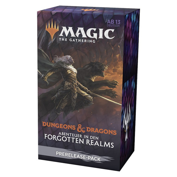 Magic the Gathering: Dungeons & Dragons - Abenteuer in den Forgotten Realms Gewölbe des Todes CD