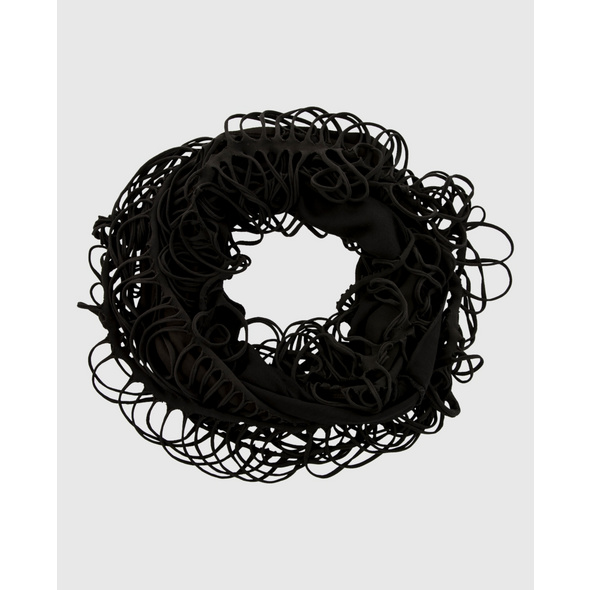 Cool-Dyed Loop in Schwarz