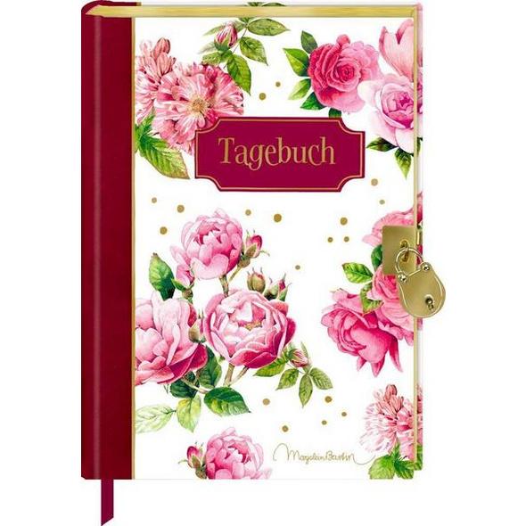 Tagebuch mit Schloss - Marjolein Bastin