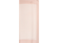 Bandana - Pinkish Stripes