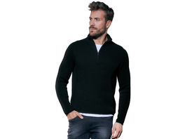Hochwertiger Troyer-Pullover