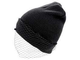 Mütze - Black Mesh