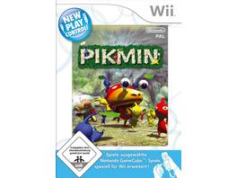 Nintendo NEW PLAY CONTROL! Pikmin