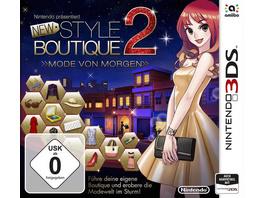 New Style Boutique 2 - Mode von morgen