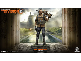 The Division 2 - Figur Brian Johnson