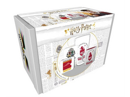 Harry Potter - Geschenkbox Quidditsch