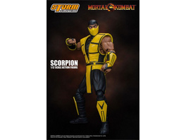 Mortal Kombat - Actionfigur  Scorpion