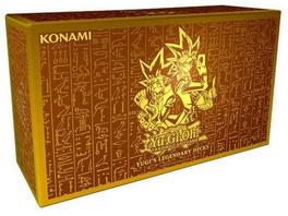 Yu-Gi-Oh! Trading Card Game: Yugis Legendary Decks (reprint)