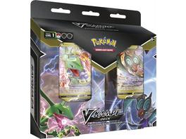 Pokémon Sammelkartenspiel: V-Kampfdeck Oktober 2021 Bundle