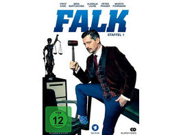 Falk - Staffel 1  [2 DVDs]