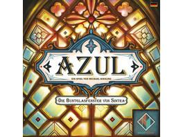 Pegasus 54807G - Azul, Die Buntglasfenster von Sintra, Brettspiel, Familienspiel