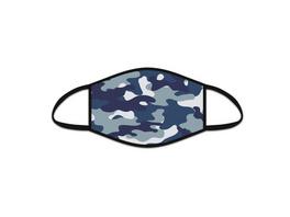Mund-Nasen-Maske Camouflage