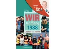 Aufgewachsen in der DDR - Wir vom Jahrgang 1988 - Kindheit und Jugend: 30. Geburtstag